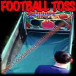 football toss carnival game
