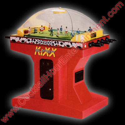 florida arcade soccer game rental