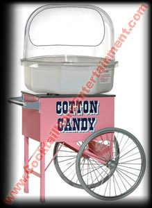 Bat Mitzvah Cotton Candy