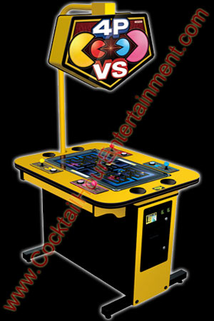 arcade game pacman battle royale