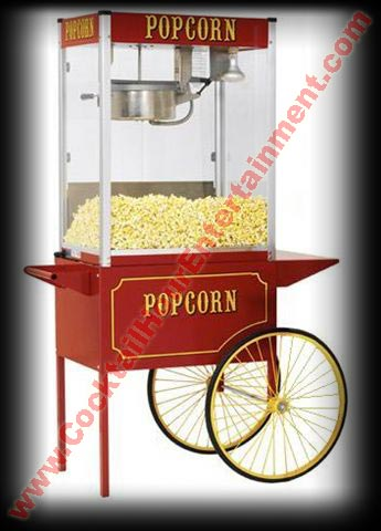 Bat Mitzvah Popcorn Machines